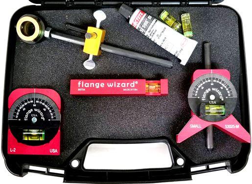 Flange Wizard Lil Wiz Case 8915 Made In U.S.A
